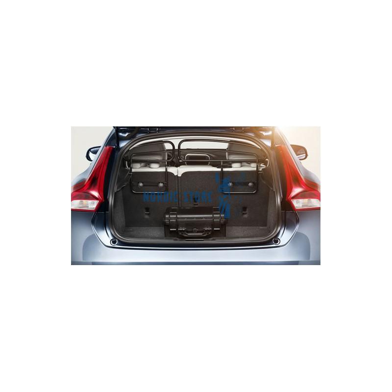 Volvo gyári alkatrész, Volvo V40 II 31339699 csomagtér elválasztó rács