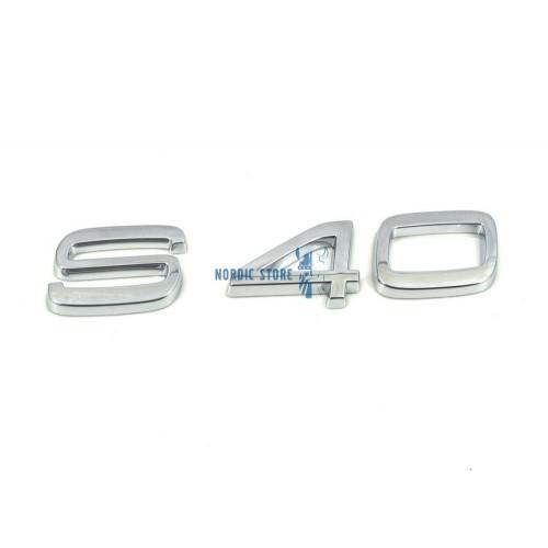 Volvo gyári alkatrészek, Volvo S40 30851876 felirat