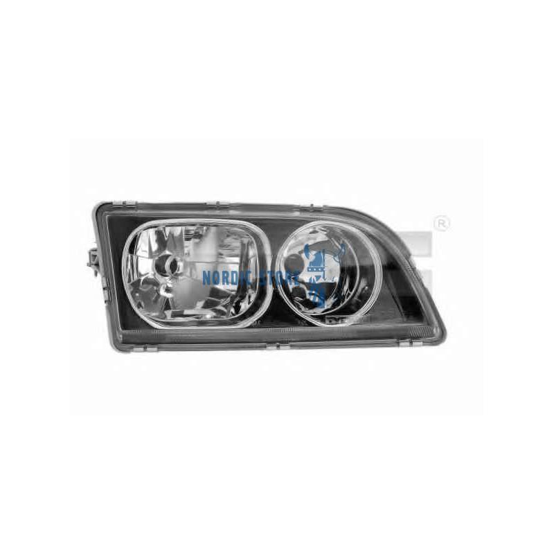 Volvo alkatrészek, TYC 20-0271-15-2 jobb fényszóró Volvo S40, V40 MKI