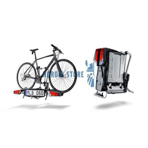 Volvo gyári kiegészítő, Volvo 31428156 kerékpártartó vonóhorogra