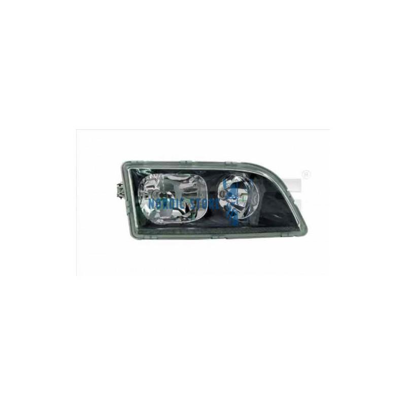 Volvo alkatrészek, TYC 20-0272-15-2 fényszóró baloldali