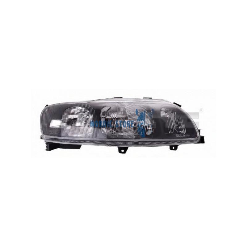 Volvo alkatrészek, TYC 20-0433-05-2 fényszóró H7/HB3 foglalattal.