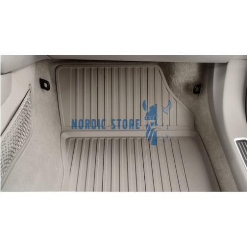 Volvo gyári tartozékok, Volvo XC60 II. 31470219 bézs gumiszőnyeg szett