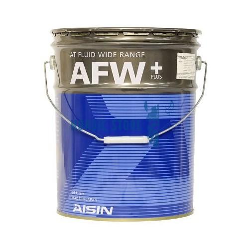 Volvo alkatrészek, Aisin automata váltóolaj AFW+ 20l