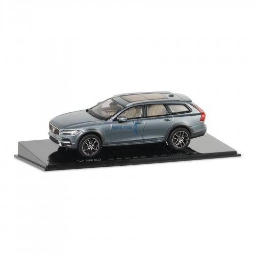 Volvo 30673690 modellautó Volvo V90 CC Osmyium Grey