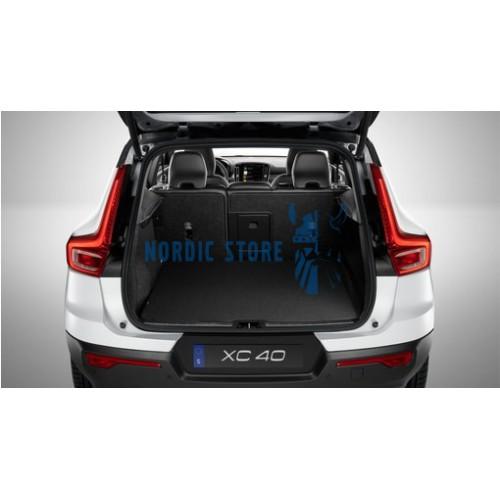 Volvo gyári alkatrészek, Volvo XC40 31659022 fekete csomagtérszőnyeg