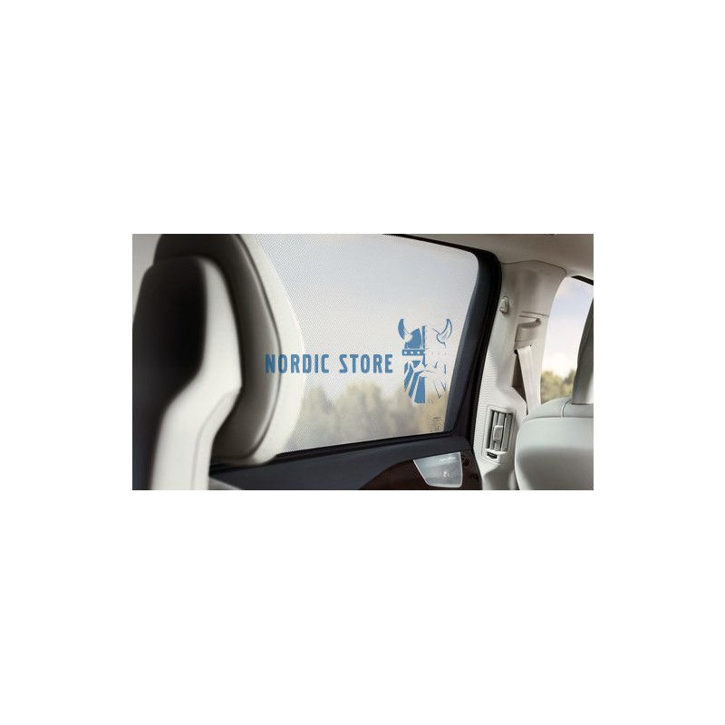 Volvo gyári kiegészítők, Volvo V90 31439172 naproló három ablakra