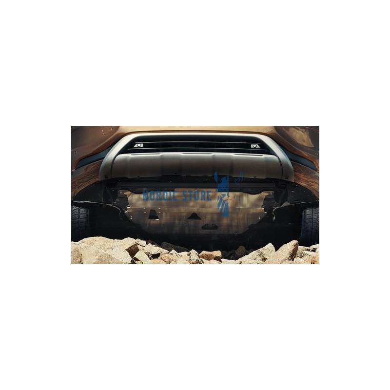 Volvo gyári alkatrészek, Volvo 31399006 alumínium motorvédő lemez