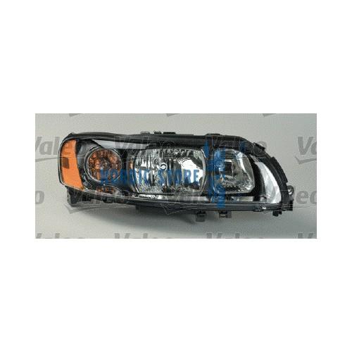Volvo alkatrész, Valeo 043531 fényszóró Volvo S60, V70, XC70