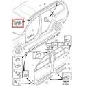 Volvo gyári alkatrész, Volvo 8678600 gyári patent