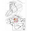 Volvo gyári alkatrészek, Volvo 30784514 díszléc patent
