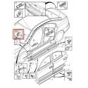 Volvo alkatrészek, Romix C30344 szélvédő díszléc patent