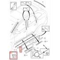 Volvo gyári alkatrészek, Volvo 30640542 küszöb patent