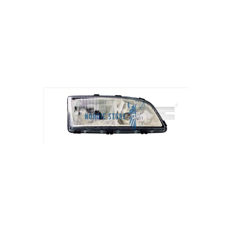 TYC 20-5484-08-2 fényszóró Volvo S70 H7/H7 jobb oldal