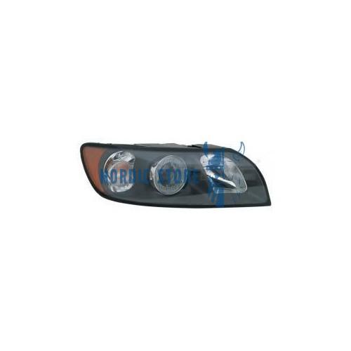 Volvo gyári alkatrészek, Volvo 31335231 jobb fényszóró fekete