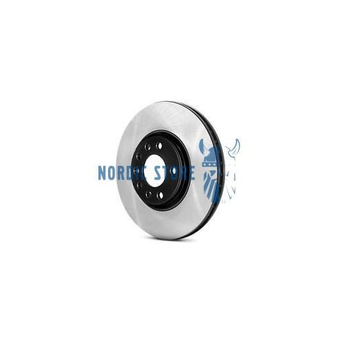 Volvo alkatrészek, Textar 92293205 324 mm első féktárcsa Volvo XC60 I.